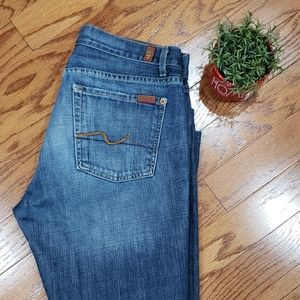 7 For All Mankind Boot Cut Men's Size 34